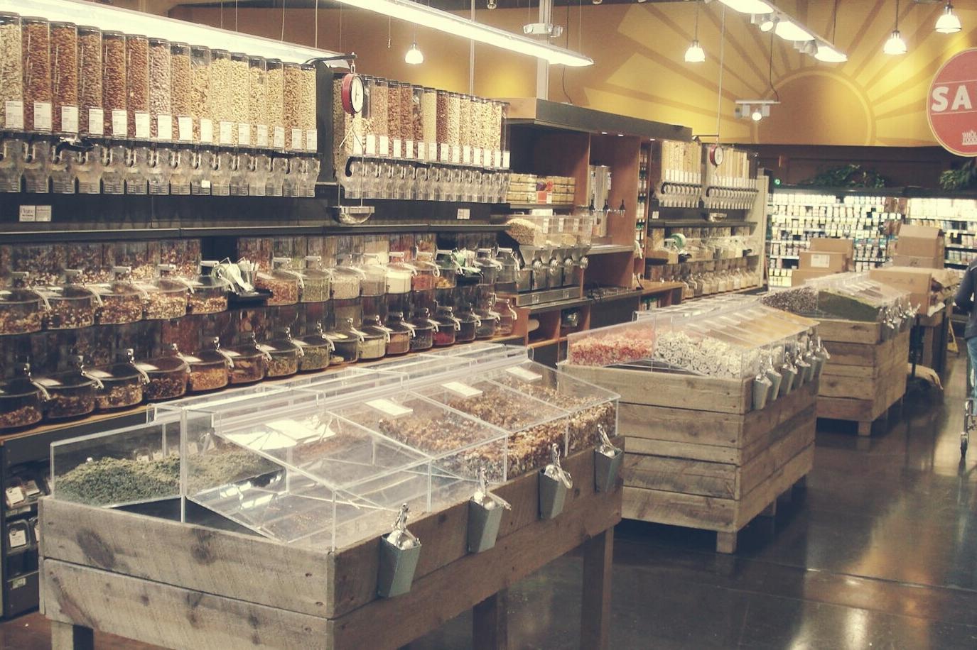 Bag & Buy: Verpakkingsvrije winkel